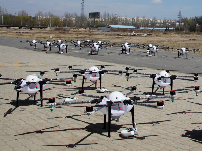 RPAS Fleet Management